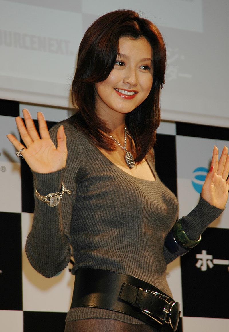 Norika Fujiwara ceps